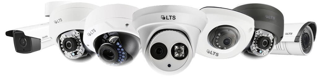 different types of LTS cameras